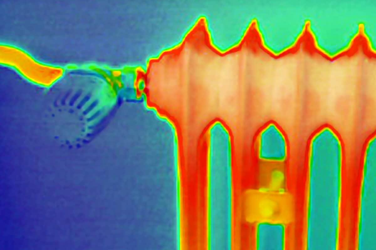 energiescore met radiatoren op epc
